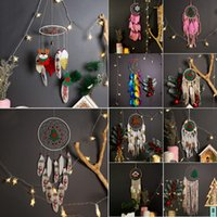 Christmas Decorations Dreamcatcher Handmade Dream Catcher Ne...