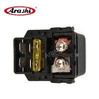 Arashi Electrical Starter Relay solenoide para Honda FSC600 FSC600 FSC600A FSC600D Silver Wing 2003 - 2009 VTR1000 VTR1000F SUPER HAWK 1999 - 2005