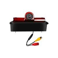 Pour la caméra de fourgonnette de freins élevée Chevreul pour GM Express GMC Savana Cameras IR8 IP68 10M Câble vidéo PZ467