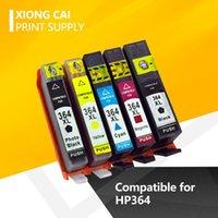 Cartucce d'inchiostro per 364 Compatibile 364xl Posmart 5520 6510 6520 7510 B109 B110 B209 C310 C410