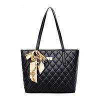 هيرالد أزياء المرأة كبير حقيبة الكتف حقائب السفر جلد pu مبطن حقيبة الإناث حقائب فاخرة حقائب تصميم للبنات