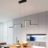 현대 가정 장식 다이닝 룸 주방 매달려 전등 조명기 Luminaire Colgante 홈 LED 펜던트 램프 샹들리에