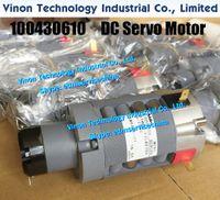 Nidec servo motor DC UGTMEM-03LB27SR TG-7SVC 22.5V / 4.5A com escovas de carvão Conjunto Charmilles 100430610,100-430-610 para ROBOFIL 240440310500