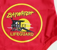 Bfustyle Amerikan Baywatch Aynı One Piece Mayo Kadınlar Kadın Seksi Parti Kırmızı Mayo Yüzücü Artı boyutu Mayo