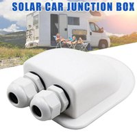 سقف سلك دخول الغدد مربع الشمسية لوحة كابل السيارات قافلة قارب 1