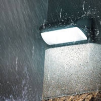 LED 옥외 벽 램프 18W 방수 사각형 습기 방지 조명기구 현대 미니멀리스트 안뜰 빌라 복도 발코니 KY2