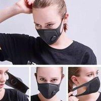 FA riutilizzabile maschera esterna N99 99% traspirante unisex spugna antipolvere PM2.5 Famask Anti inquinamento Scudo Vento Bocca ER Lavabile WWXC