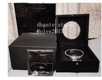 2020高品質のハブの腕時計のオリジナルの箱のペーパーカード透明なガラスの木製ギフトボックスハンドバッグのためのBang Hub4100の時計