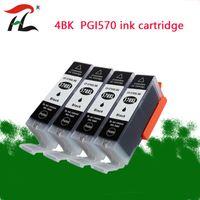 Cartuchos de tinta PGI-570XL PGI570 570xl PGI-570 CLI-571 570 Cartucho compatível para Canon Pixma MG5750 MG5751 MG5752 MG5753 MG6850 Impressora