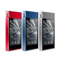 مشغل MP4 Fiio M7 مشغل موسيقى ضياع عالي الدقة Bluetooth4.2 APTX-HD LDAC شاشة تعمل باللمس MP3 مع راديو FM (فضي / أحمر / أزرق) 1