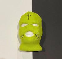 Hip Hop Travis Scott Mask Mask Cold Hat Jackboys Альбом Периферийная гангстерский головной уборной ветрозащитный головной убор QK7NU