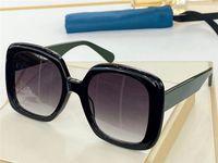 Yeni Moda Tasarım Güneş Gözlüğü 0713sa Çok Yönlü Kare Çerçeve Basit Ve Zarif Stil En Kaliteli Açık UV400 Koruyucu Gözlük