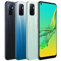 "Original Oppo A32 4G Mobiltelefon 8 GB RAM 128 GB ROM Snapdragon 460 Octa Core Android 6.5 ""LCD 13MP 5000mAh Fingerprint ID Smart Handy"