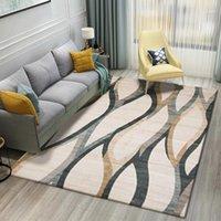 LOUTASI AREA AREA Tappeto di alta qualità Abstract Flower Art Tappeti per soggiorno camera da letto antiscivolo tappetini da terra tapeTo1