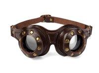 الأوروبية والأمريكية الجديدة الصناعية نظارات نظارات نظارات الرجعية في الهواء الطلق اكسسوارات الرجعية دراجة نارية نظارات دراجة نارية ركوب الرياح والغبار