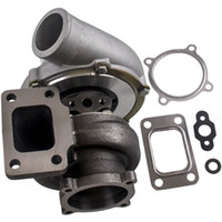 Turbo charger GT35 GT3582 with T3 flange universal A R 0. 7 A...