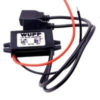 أخرى إلكترونيات السيارات سيارة قارب دراجة نارية شاحن USB المزدوج DC 12V إلى 5 فولت 3A محول الطاقة العرض مناسب لمعظم من هواتف Samrt Adapter1