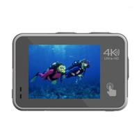 """Sports Action Vidéo Cameras Caméra Ultra HD 4K / 30FPS WIFI 2.0 """"170D Casque de came étanche sous-marin Vedio Go Sport Pro."""