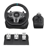 Controlador de juegos de rotación de vibración de vibración de vibración PXN-V9 de juego PXN-V9 para Xbox One 360 PC PS 3 4 para el interruptor Nintendo