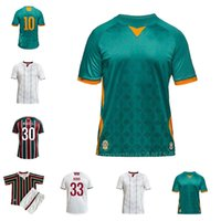 Fluminense 2020 21 Jerseys de futebol Ganso Fluzão Fred Phganso Hudson Nine Nino Henrique Futbol Camisas Camisetas Camisetas Camisas