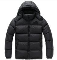 Мужская упаковочный классический бренд North Down Parm Открытый легкий железы Мужская вода Куртка для лица 900