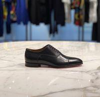 Elegante Gentleman-Kleid Greggo Orlato Oxford Geht Luxuriöse Designer Herren Red bottm Loafers Schuhe rote alleinige Partei-Hochzeit EU35-47