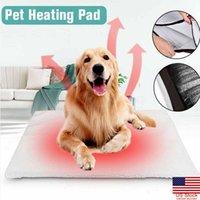 الذاتي التدفئة الحيوانات الأليفة بطانية وسادة الدافئة الحرارية البساط مثالية للقط الكلب السرير غير stick1