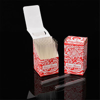Aşk Gül Cam Tüp 36 adet bir kutu içinde temizle cam duman borusu tütün boru duman aksesuarı