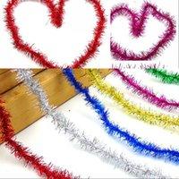 Ribbon coloré Kindergarten Décorer Bar de couleur Shuanglong Ornements de Noël Décorer des barres de couleurs Vente directe 0 63zy P