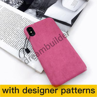 fashion phone cases for iphone 12Pro Max 12 mini 11 XR XS Max 7 8 plus PU leather Phone shell for samsung S20 s10 plus NOTE 8 9 10PLUS