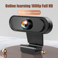 Q13 Web Cameras USB Webcam Office Caring Computer 1080p HD B...