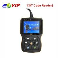 Nueva llegada CST CODEREADER8 OBDII EOBD CANBUS Diagnistic Scanner Code WeeReder 8 para Multi-Cars Reader 81
