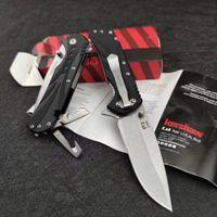 cuchillos Kershaw 6800 Material de la cuchilla 7CR13MOV rápida cuchillo plegable de la manija de apertura G10 cuchillo de la autodefensa Edc bolsillo táctico Caza