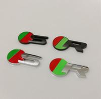 10 adet 3D Metal Araç Plakası Emblem Oto Rozet Çıkartması İçin Jaguar R S Logo X-TİPİ F-TİPİ S-TİPİ XE XF XJ XK XJR XFR Araç Aksesuarları