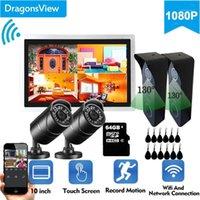 Video Door Phones DragonsView Wifi Wireless Phone Intercom für Home Security 10Inch Touchscreen 1080p Türklingel Smart IP Phone1