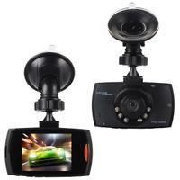 """자동차 카메라 G30 2.4 """"Full HD 1080P 자동차 DVR 비디오 레코더 대시 캠 120도 와이드 앵글 모션 탐지 야간 투시 G-Sensor"""