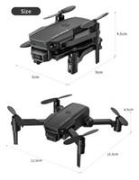 2021 KF611 Дрон 4K HD Camera Professional Воздушная фотография Вертолет 1080P HD Широкоугольная камера WiFi Изображение Подарок передачи