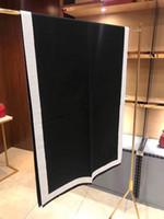 Brand Designer Logo Cashmere Sciarpa Lungo 180x65cm Casella di alta qualità Collezione Camelia Chat o messaggio La nostra immagine originale