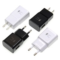 5V 2A Adaptive Fast Charging USB Wall Charger US EU Plug Pho...