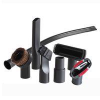 7 en 1 aspirateur d'aspirateur brosse buse à la maison saupoudrage crevasse boîte d'escalier trousse 32mm 35mm durable et fiable