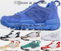 con scatola Zapatos Craft Mars Yard Men Enfant Tom Sachs 5 Bambini Tenis EUR Esecuzione di donne Sneakers 35 Size 45 TS NASA 2 Scarpe US 11 Scarpe da ginnastica