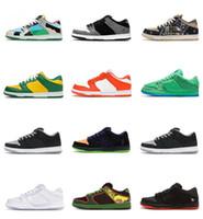 2021 المدني SB dunk رجل إمرأة مكتنزة dunky عارضة الأحذية الأبيض الامتنان الميت عيد الحب يوم تيرا الرجال النساء الرياضة أحذية رياضية تراي V866 #