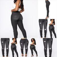 crn jeans pantalones de cintura alta damas pantalones vaqueros casuales pantalones hot vendiendo dama s jean denim mujeres delgado lápiz mujer estiran mujeres