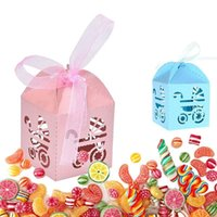 New 10pcs Ribbons Included Carton Car Pattern Wedding Candy ...