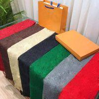 Brandneue Damen Hohe Qualität Schal Winter Herrenschal Luxus Pashmina Wärme Mode Imitation Wolle Kaschmir Schal 180 * 30Com