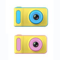 Caméra pour enfants numériques Mini caméra pour enfants enfants enfants enfants jouet cadeaux cadeaux numérique 1080p projection camere1