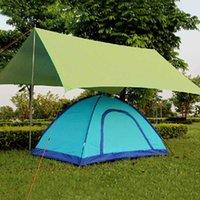 Tenda Tenda Tenda Sole Senza pioggia Shelter Spiaggia da campeggio Picnic Pad Pad Moisture-Proof Mat MC889