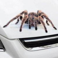 3d наклейки автомобиля паука и наклейки и наклейки