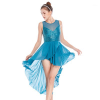 Midee Super Atmosphäre Lyrik Kostüm Elegante Moderne Tanzkleid Performance Wettbewerb Zeitgenössische Kleid Bühne Wear1