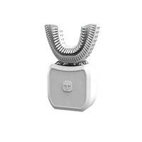360 градусов U Форма автоматическая электрическая зубная щетка USB зарядки интеллектуальные зубы зубная щетка 15 секунд уборка таймера